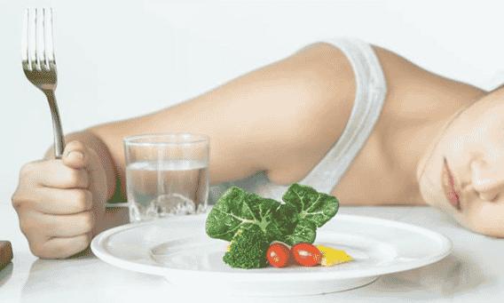 ลดน้ำหนักด้วยการอดอาหาร