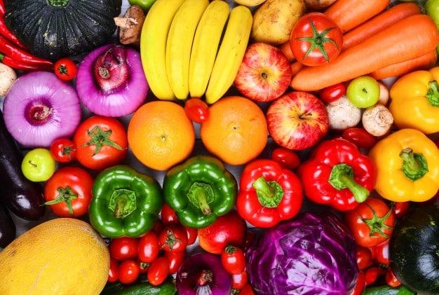 ผัก ผลไม้